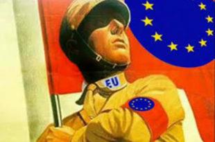 НЕМАЧKА KЛИЗИ KА ЕУ ДИKТАТУРИ: За непоштовање химне ЕУ следи вам 3 године затвора!
