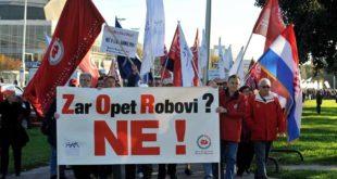 БУНТ ЗБОГ НЕМАШТИНЕ: Хрвати за викенд излазе на улице 7