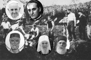 Екуменисти у СПЦ и папа играју прљаву игру како би Ватикану омогућили проглашење Степинца за свеца и купили папи карту за Србију!