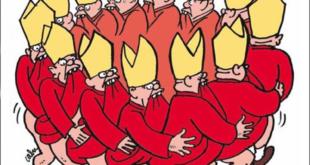 СТРАХ ОД НОВЕ КЊИГЕ О ВАТИКАНУ: 80 одсто свештеника хомосексуалци