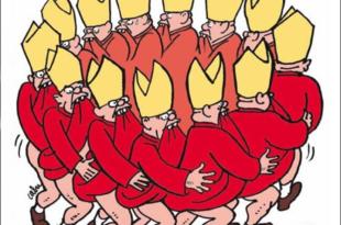 СТРАХ ОД НОВЕ КЊИГЕ О ВАТИКАНУ: 80 одсто свештеника хомосексуалци 13