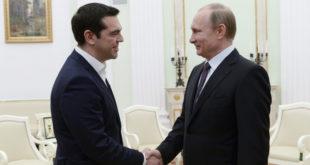 Путин и Ципрас о обнављању трговинских веза 3
