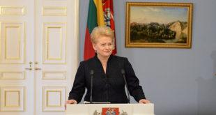Председница Литваније била девизна проститутка КГБ!