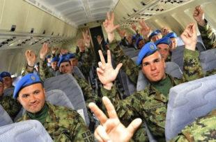 Српски гардисти сутра марширају Црвеним тргом