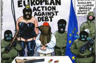 За Грчку плате и пензије важније од отплате дугова