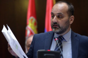 МУП: Скандалозно изношење лажи Саше Јанковића