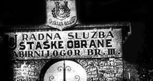 БОЈКОТ ЗБОГ УСТАШТВА У ХРВАТСКОЈ Срби и Јевреји неће на државну комеморацију у Јасеновац