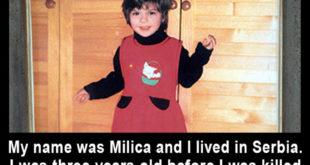 На данашњи дан, пре 16 година, страдала је и узнела се душом на Небо мала Милица Ракић