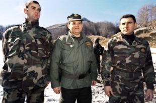 Колинда Грабар Китаровић уводи Готовину и Маркача у Веће за домовинску безбедност