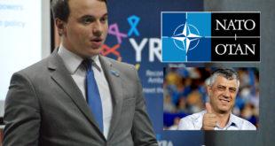 Наим Лепо Бешири који је позвао убицу Тачија у Београд заборавио да каже да је курсиста НАТО школе из Азербејџана! 5