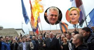 Николић се извинио Колинди зато што је Шешељ запалио хрватску заставу, обећао јој да ће Шешељ бити кажњен! 8