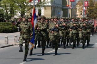 Војни синдикат Србије: Војска одбија да капитулира