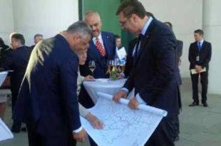 """ВЕЛЕИЗДАЈНИК замолио Меркелову да """"погура"""" регионалну економску зону и ауто пут Ниш-Приштина"""