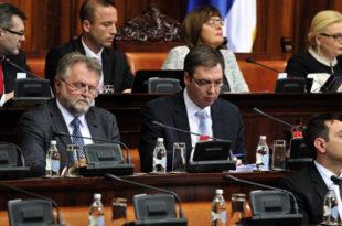 КАТАСТРОФА: Вучићев режим по налогу ММФ-а укида државни пензиони систем и уводи обавезно приватно пензијско осугурање!!!!