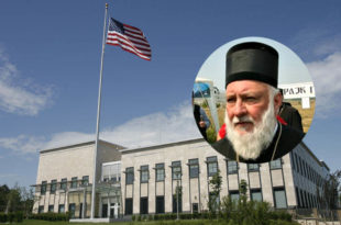 СКАНДАЛ: Екуменистички јеретици у врху СПЦ смењују владику Филарета по налогу америчке амбасаде!