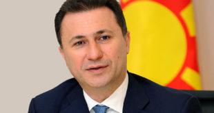 Груевски: Није први пут да Заев насиљем хоће да преузме власт 2