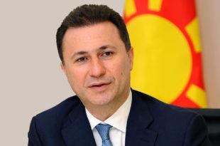 Груевски: Није први пут да Заев насиљем хоће да преузме власт 8