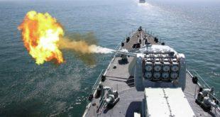 Русија и Кина почеле заједничку војну вежбу у Средоземном мору 8