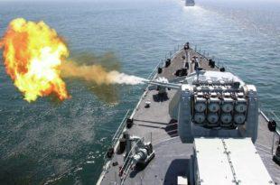Русија и Кина почеле заједничку војну вежбу у Средоземном мору