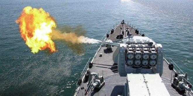Русија и Кина почеле заједничку војну вежбу у Средоземном мору 1