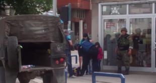 Са лица места из Куманова (видео) 3