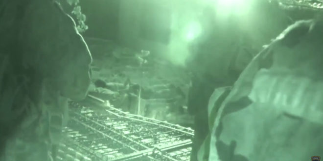 Погледајте како је изведена против-терористичка акција македонских снага безбедности у Куманову (видео) 1