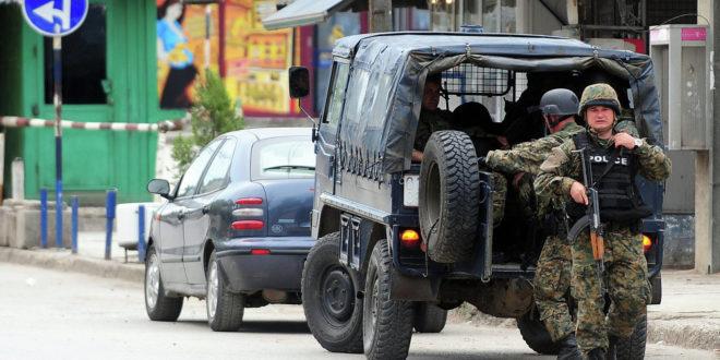 Сукоби у Куманову између шиптарских терориста пристиглих са територије Косова и македонске полиције и војске и даље трају 1