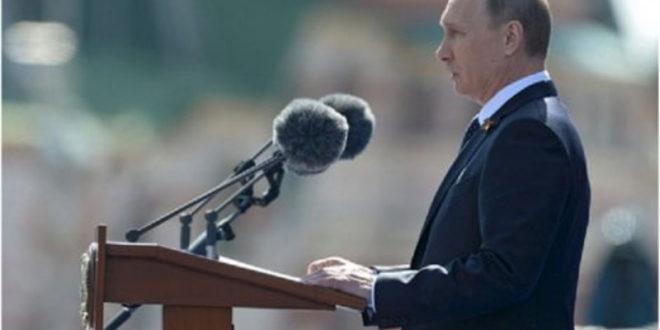 Путин: Срби показали херојско противљење фашизму