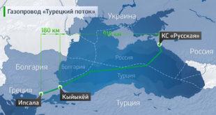 """""""Гаспром"""": Почиње изградња """"Турског тока"""" 10"""