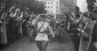 У Србији само Руси прослављају Дан победе над фашизмом