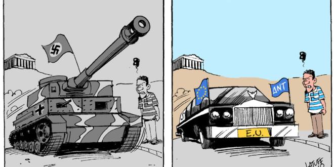 Већина Немаца против останка Грчке у еврозони 1