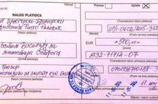 ЗЕМЉА ЧУДА: Милогорци казнили Светог Василија Острошког са 500 евра!