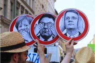 Расте притисак на Меркелову због афере у којој је БНД за потребе НСА шпијунирао европске фирме, земље и политичаре