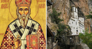 Данас је Свети Василије Острошки 4