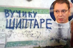 ВУЦИБАТИНА: Вучић Србима на КиМ прети одузимањем плате и отказима ако не гласају за њега!