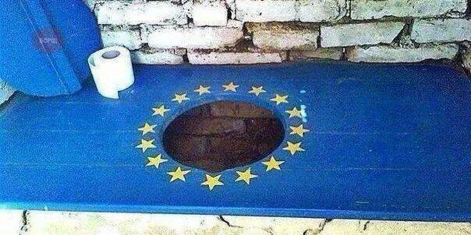 ЕУ комесарска банда подржава останак на власти криминалаца Вучића, Ђукановића и Раме