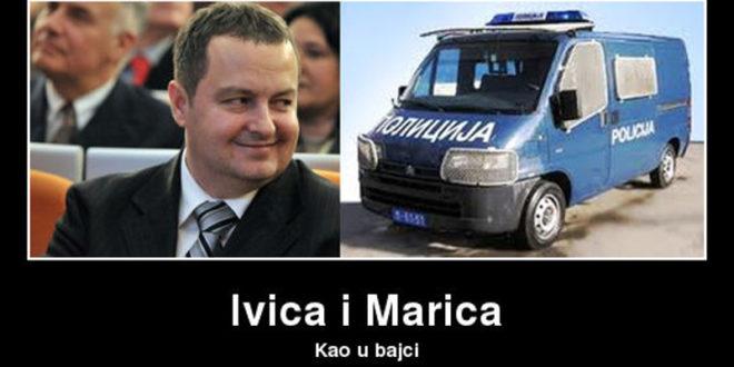 Не брини ти ујка Дачићу о Дражи Михаловићу већ се спремај за суд који тебе чека да ти суди за велеиздају!