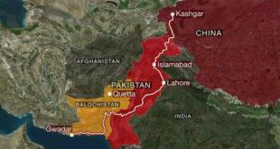 Кинеско – пакистанска љубав и Нови пут свиле 3