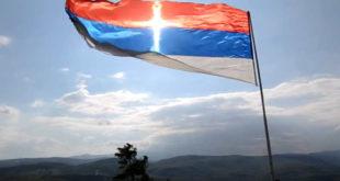 Порука Србима: Пламени крст над Звечаном! (видео) 8