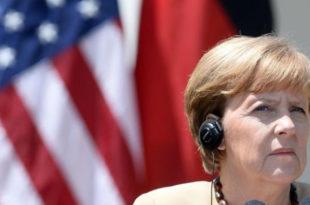 Канцеларка Меркел – учесница у велеиздаји?