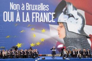 У Европском парламенту формирана десна фракција под вођством Марин Лепен
