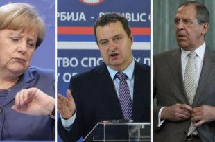 Стижу нови притисци ЕУ на Београд због Русије