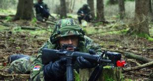 Пешадијска чета Војске Србије у вежби америчких снага у Немачкој 9