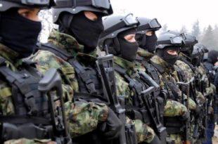 У току ванредна седница Бироа за контролу служби безбедности коју води Вучић који се у тероризам и безбедност разуме као Марица у ...