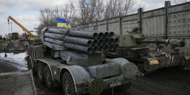 Украјинска наци хунта не одустаје: Настављено гранатирање Доњецка