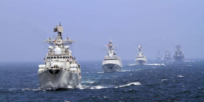 Кинеска флота напада Исламску државу? 1
