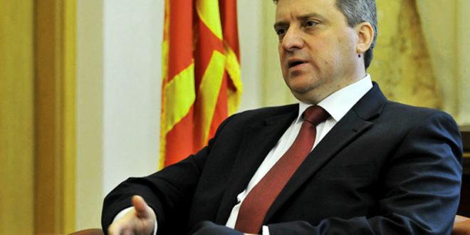 Македонија: Председник Иванов не прихвата решење спора у вези са именом за општу употребу 1