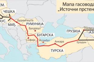 ЕУ већ више од 20 година води изузетно непријатељску политику према Србији, прича са гасоводом је само потврда те политике