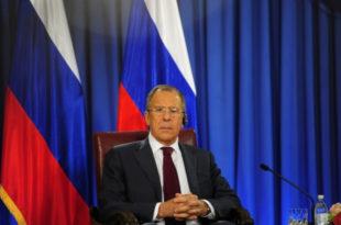 Москва спремна и за провокације већег обима од стране Запада - Лавров