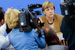 Меркелова заказала хитне консултације о Грчкој са лидерима водећих немачких партија